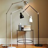 west elm Industrial Task Floor Lamps