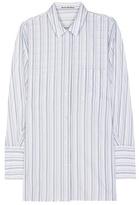 Acne Studios Bai striped cotton shirt
