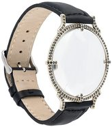 Ann Demeulemeester watch-shaped bracelet