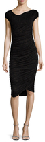 Bailey 44 Signature Ruched Sheath Dress