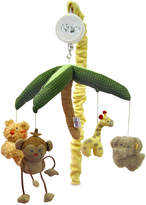 NoJo Jungle Babies Musical Mobile Bedding