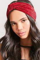 Forever 21 Gathered Front Headwrap