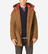 Cole Haan Military Oxford Parka
