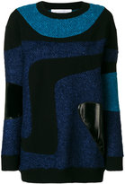 Gianluca Capannolo patchwork jumper
