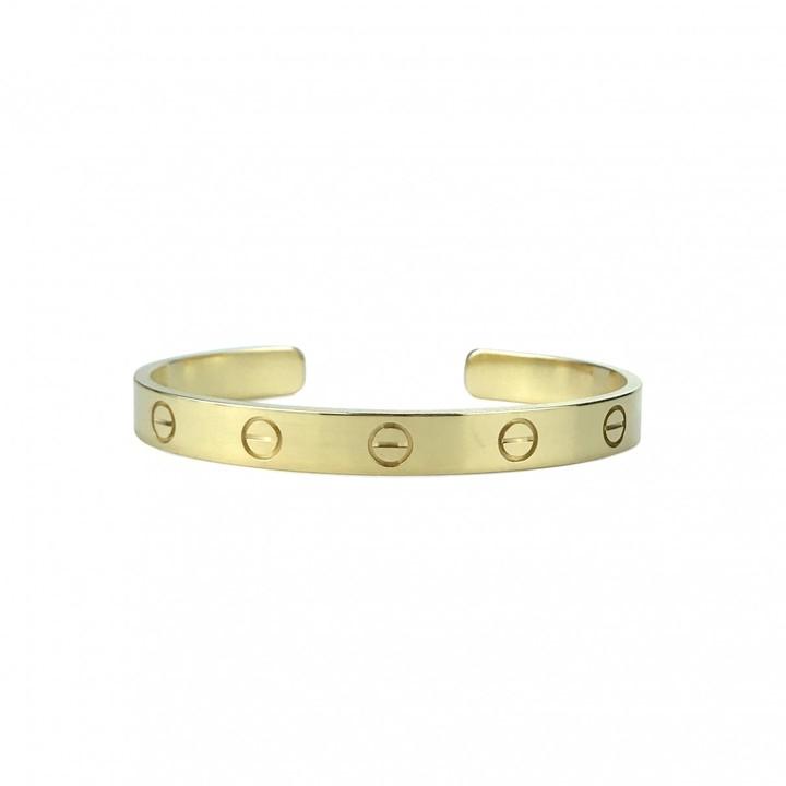 Cartier Love Gold Yellow gold Bracelets
