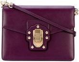 Dolce & Gabbana Lucia shoulder bag - women - Calf Leather - One Size