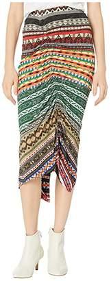 Preen by Thornton Bregazzi Aaliyah Skirt (Fair Isle) Women's Skirt