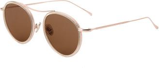 Illesteva Buena Vista Aviator Sunglasses