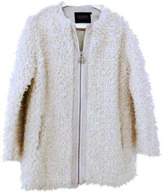 Eleven Paris Beige Coat for Women