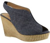 Azura Women's Saya Peep-Toe Wedge Bootie
