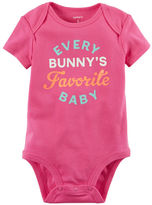 Carter's Favorite Baby Easter Collectible Bodysuit