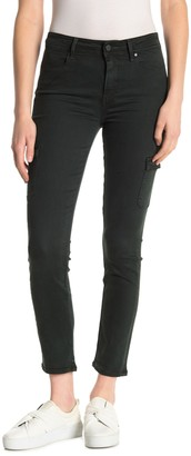 Paige Hoxton Skinny Cargo Jeans