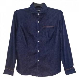 Issey Miyake Blue Denim - Jeans Top for Women Vintage