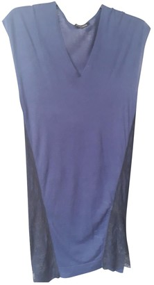 Jaeger Navy Silk Dress for Women