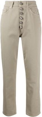 Dondup Denim Cropped Jeans