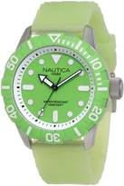Nautica Men's NSR 100 N09605G Resin Quartz Watch