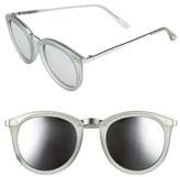Le Specs No Smirking 50mm Sunglasses