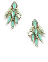 Elizabeth Cole Lil' Billie Earrings Style 2