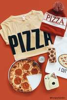 Forever 21 Pizza Graphic PJ Top