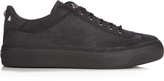 Jimmy Choo Ace low-top perforated-leather trainers