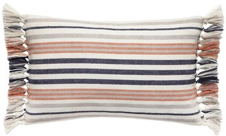 Splendid Oblong Stripe Pillow