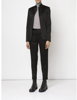 Alexander Wang stretch satin blazer