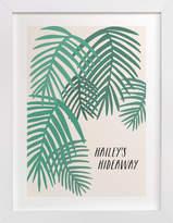 Minted Tropical Dreaming Children's Custom Art Print