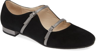 Amalfi by Rangoni Grado Strappy Mary Jane Flat