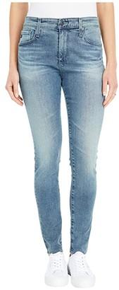 AG Jeans Farrah Skinny Ankle in Navigate (Navigate) Women's Jeans