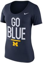 Nike Women's Michigan Wolverines Local Spirit Tee