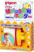 Pigeon Baby Paper Pack Drink Holder (japan import)