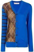 Marni asymmetric cardigan