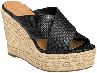 Aerosoles x Martha Stewart Platform Wedge Sandals - Woodside