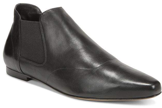 Vince Women's Camrose Leather Ankle Booties
