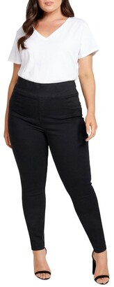 Forever New Curve Charlotte High Rise Jeggings