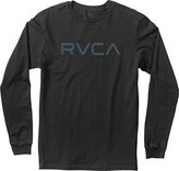 RVCA Men's Lines Long Sleeve T-Shirt