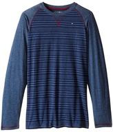 Tommy Hilfiger Alexa Stripe Jersey Long Sleeve Tee Boy's T Shirt