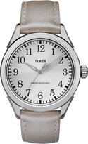 Timex Women's TW2P99400GP Style Elevated Dial Wrist Watch