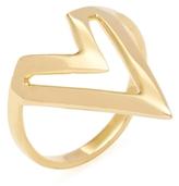 Jacquie Aiche Double Deco Ring