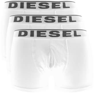Underwear Damien 3 Pack Boxer Shorts White