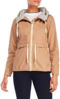 Bench Casual Hooded Drawstring Jacket