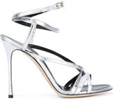 Sergio Rossi strappy sandals