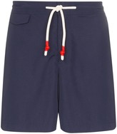 Orlebar Brown blue swim shorts