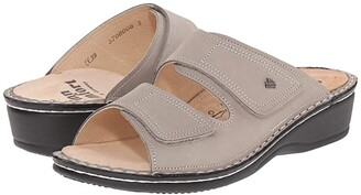 Finn Comfort Jamaica (Rock) Women's Slide Shoes
