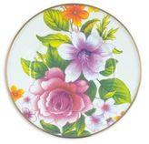 Mackenzie Childs MacKenzie-Childs Flower Market Salad/Dessert Plate