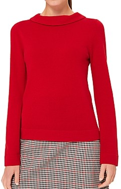 Hobbs London Audrey Roll Neck Sweater