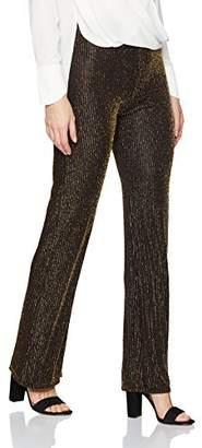 BCBGMAXAZRIA Women's Neta Knit Wide Leg Pant