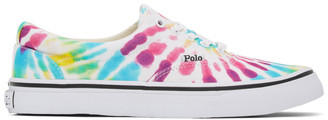 Polo Ralph Lauren Multicolor Thorton Sneakers