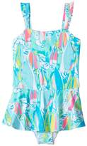 Lilly Pulitzer Mindy Swimsuit Girl's Swimsuits One Piece