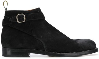 Doucal's suede ankle boots